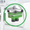 Kép 2/13 - DJI Phantom 4 Pro V2 + Sentera Double4K NDVI+NDRE komplett mezőgazdasági felmérő drón szett