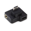 Kép 3/3 - CYNOVA Osmo Action 3.5mm/USB-C mikrofon adapter