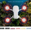 Kép 8/9 - DJI Mavic Mini színes rotorszett (4720, 8 darabos, választható színek)