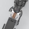 Kép 6/7 - MS Energy NEUTRON N3 szürke elektromos roller