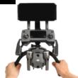 DJI Mavic 2 Pro és Zoom kézi gimbal átalakító
