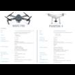 DJI Mavic Pro Fly More combo drón szett