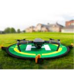 Összehajtható drón leszálló zóna (50 cm)