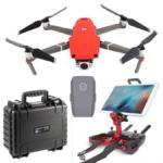 DJI Mavic 2 Pro Santa Ultra Combo drón szett (2 év garanciával)