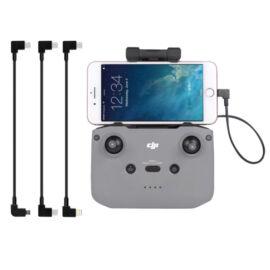 DJI Mavic Air 2 / Mini 2 USB adatkábel tablethez és telefonhoz (iOS, 30 cm)