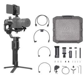 DJI Ronin SC Pro Combo kamera stabilizátor (2 év garanciával)