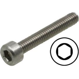 Imbusz fejű csavar (M3x10 mm, 10 darab)