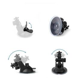 DJI Osmo Action autós vákuumos rögzítő és multifunkcionális adapter (180 fokos)