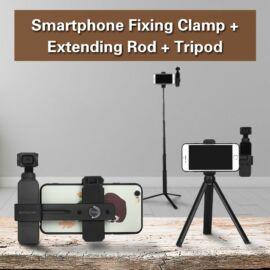 DJI Osmo Pocket / Pocket 2 - Base tripod állvány és extender (66 cm)