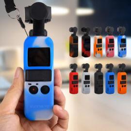 DJI Osmo Pocket / Pocket 2 - szilikonos védőborítás (fekete)