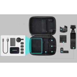 DJI Osmo Pocket  - ütésálló kézitáska (gumírozott borítással)