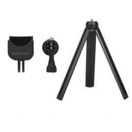 DJI Osmo Pocket / Pocket 2 - tripod állvány és multifunkcionális adapter (180 fokos, 1/4 colos)