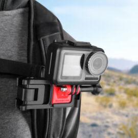 DJI Osmo Action / Pocket / Pocket 2 / Gopro övcsipesz (180 fokos)