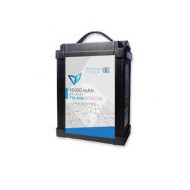 AGR Q10 intelligens akkumulátor