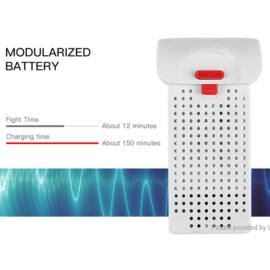 Syma X25 Pro akkumulátor (1000 mAh)