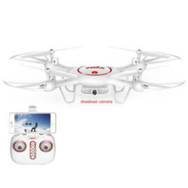 Syma X5UW-D FPV HD élőkép kamerás drón szett dönthető kamerával