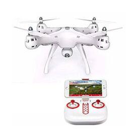 Syma X8 Pro GPS WiFi FPV HD kamerás komplett RC quadcopter drón szett
