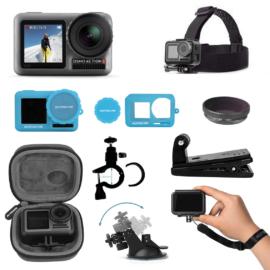 DJI Osmo Action Winter Combo akciókamera (2 év garanciával)