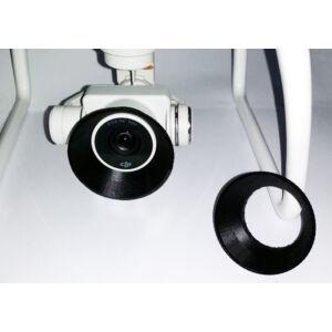 DJI Phantom3 és Phantom4 kamera napfényvédő