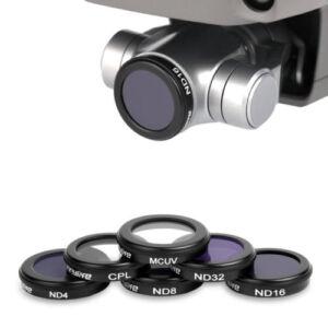 DJI Mavic 2 Zoom szűrőkészlet (MCUV, ND4, ND8, CPL)