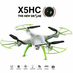 Syma X5HC HD komplett RC quadcopter drón szett