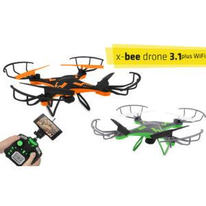 Overmax X-Bee 3.1Plus WiFi komplett RC quadcopter drón szett
