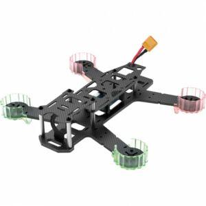 FX210 FPV racecopter váz+PCB