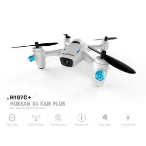Hubsan X4 CAM HD kamerás drón szett
