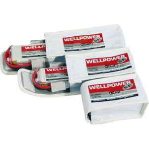 Wellpower SE V2 1800mAh 7,4V 45/80/8C LiPo akkumulátor