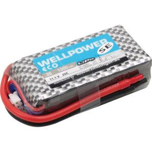 Wellpower SE ECO 1300mAh 11,1V 25/50/3C LiPo akkumulátor