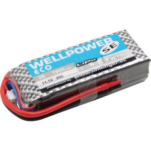 Wellpower SE ECO 1800mAh 11,1V 25/50/3C LiPo akkumulátor