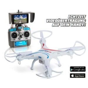 LRP Gravit Vision WiFi komplett RC quadcopter drón szett