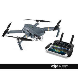 DJI Mavic Pro komplett drón szett