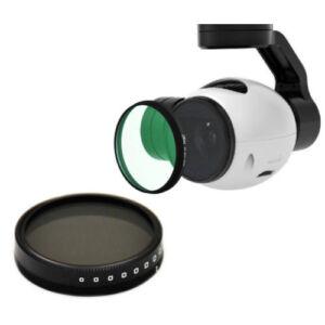 DJI Inspire 1 és Osmo X3 kamerához Polar szűrő