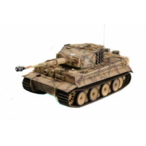 Trumpeter RC Tank Tiger I 1:16 RTR (hang+IR harc)