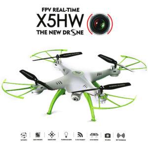 Syma X5HW WiFi HD komplett RC quadcopter drón szett