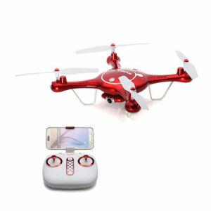 Syma X5UW HD WiFi komplett RC quadcopter drón szett