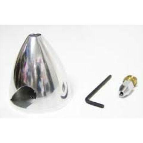 Alumínium orrkúp (57 mm, 3 tollú)