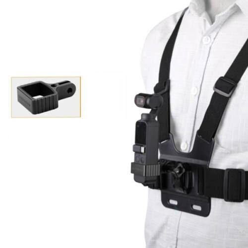 DJI Osmo Pocket mellheveder és multifunkcionális alumínium adapter (180 fokos)