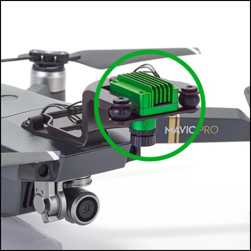 Sentera Single True NDRE® Red-Edge mezőgazdasági kamera (DJI Mavic Pro Upgrade)