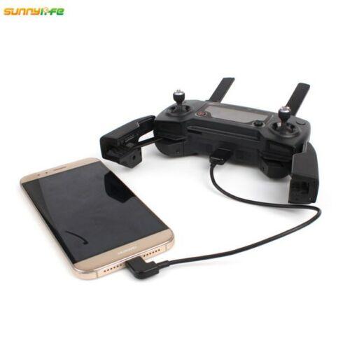 DJI to Android USB adatkábel DJI Spark / Mavic Pro / Mavic 2 / Mavic Air drónokhoz
