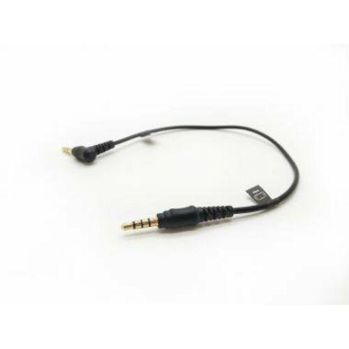 Synco TRS-TRRS 3.5mm átalakító audio kábel, okostelefonhoz