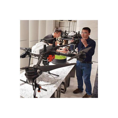 DJI Agras MG-1P / T16 mezőgazdasági permetező drón összeépítés és beüzemelés