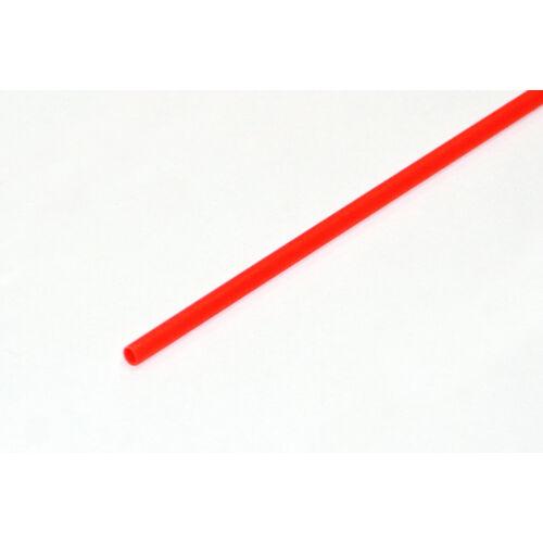 Bowdencső (3/2 mm, piros, 1 méter)