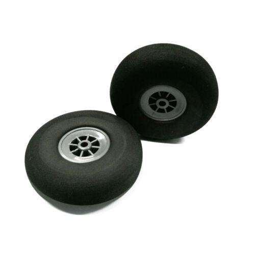 CY szivacskerék műanyag aggyal (57 mm, 2 db)