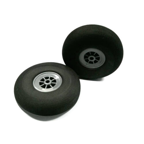 CY szivacskerék műanyag aggyal (44 mm, 2 db)