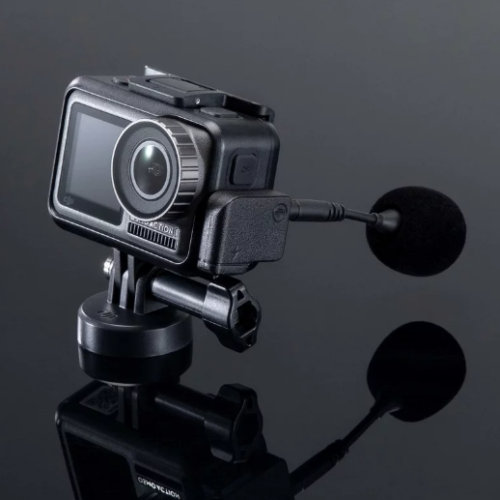 CYNOVA Osmo Action 3.5mm/USB-C mikrofon adapter