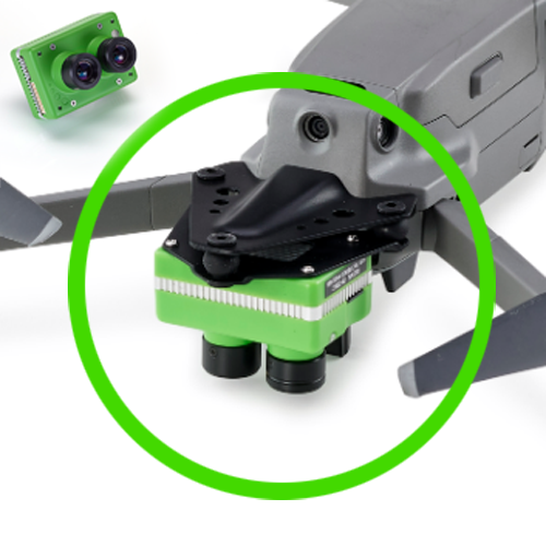 Sentera Double 4K True NDVI®+NDRE® Red-Edge mezőgazdasági kamera (DJI Mavic 2 Upgrade)