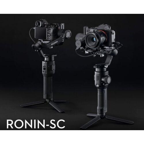 DJI Ronin SC kameras tabilizátor (2 év garanciával)