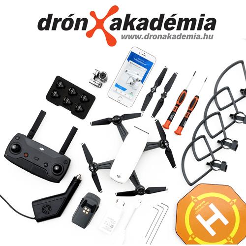 1 napos drónpilóta képzés a Drónakadémián